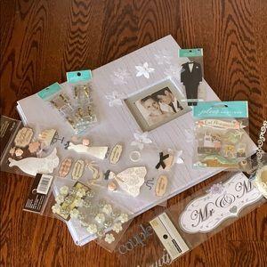 Wedding Scrapbook Starter Kit!